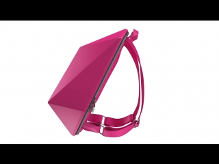 Рюкзак City Vagabond Superhero backpack Pink