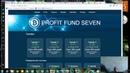 PROFIT FUND SEVEN платит отличная платформа стабильная