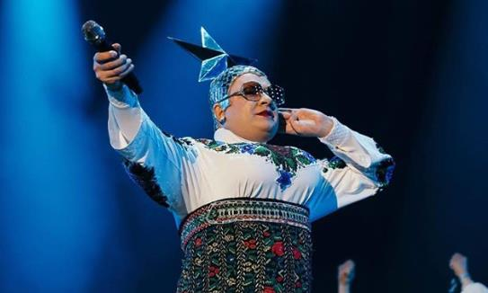 """Украина сообщила, что вполне возможно отправит на """"Евровидение""""... Верку Сердючку."""