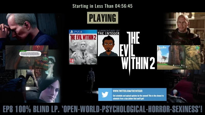 The Evil Within 2 100% Blind LP - Enter the STEM! - EP 8 [Tips on request only, thanks!] Horror TheEvilWithin JapanHorror Ja