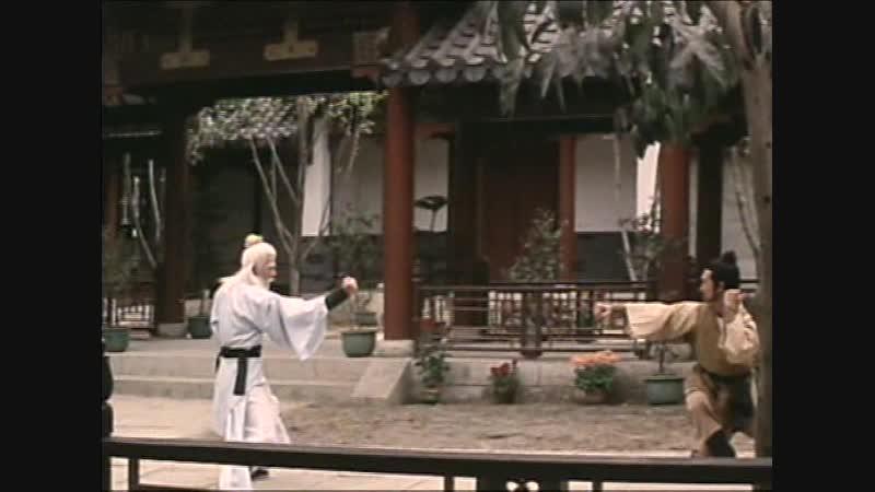 1977 Непробиваемые доспехи Неуязвимый The Invincible Armour Ying zhao tie bu shanp