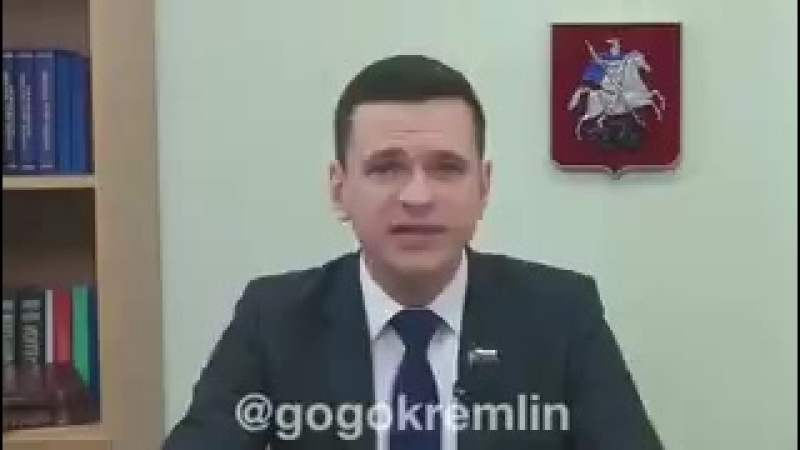 Илья ЯшинМудак выдвинулся в мэры. Где-то в московском лесопарке пёрнул воробушек.