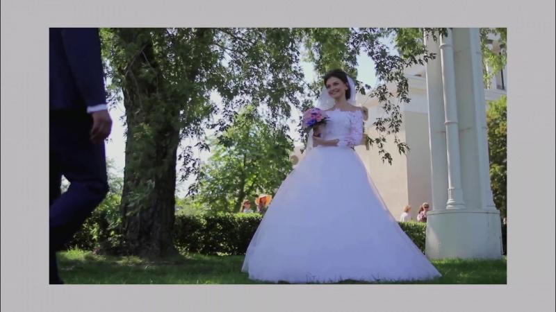 { Атмосферное свадебное видео. Хотите так же? Для заказа видеосъемки пишите в ЛС.|Счастливая невеста и влюбленный жених – важн