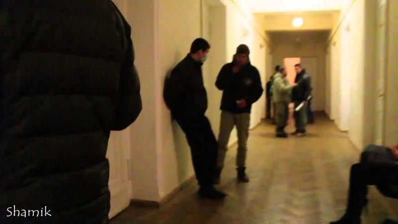 1 марта 2014. Харьков. Экскурсия в захваченый ХОГА в Харьков
