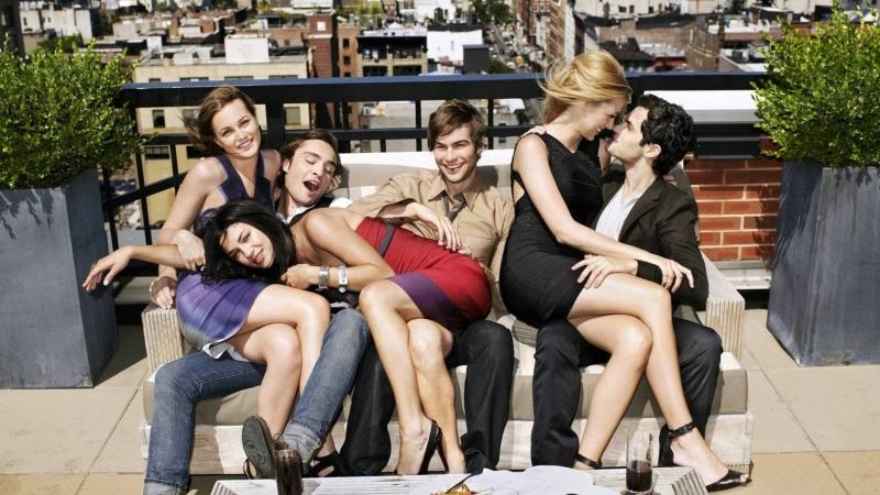 Сплетница (Gossip Girl) Русский трейлер сериала (2007)