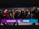 Arena Battle Rap BPM Orange vs SE7EN Полуфинал