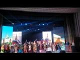 Концерт в годовщину присоединения Крыма к РФ. Симферополь