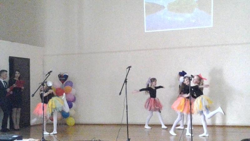 Танец Подружки- группа Лединцы