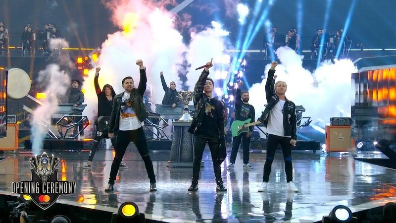 RISE Opening Ceremony Presented by Mastercard Finals 2018 World Championship смотреть онлайн без регистрации