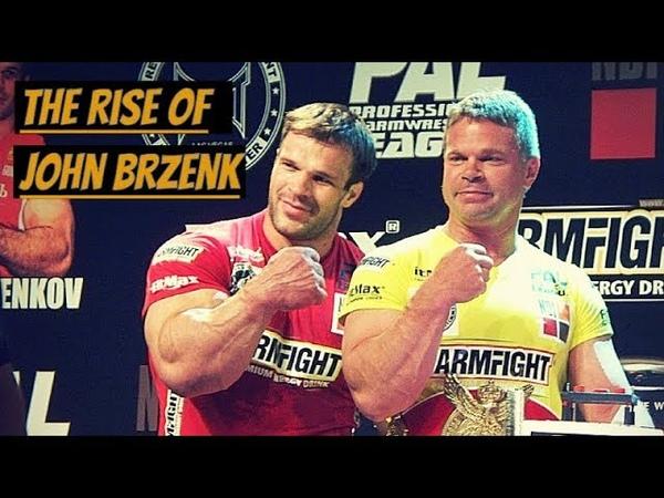 ARM WRESTLING The Rise of JOHN BRZENK (ArmWrestling Highlights 1984-2015) » Freewka.com - Смотреть онлайн в хорощем качестве