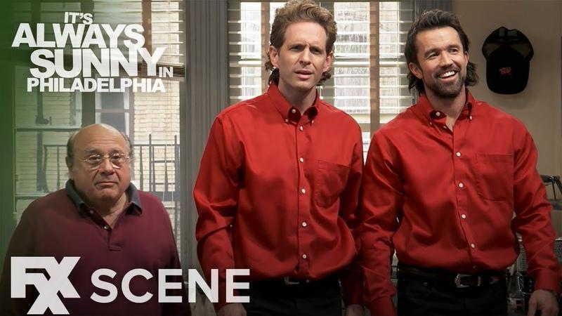 Its Always Sunny In Philadelphia | Season 13 Ep. 7 The Contest Scene | FXX