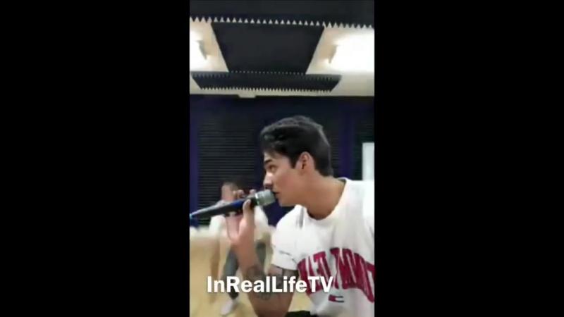 Chance Perez Drew Ramos Instagram Live 17 04 18