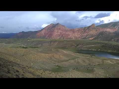 7 Армения, Банаван. Плато напротив Гегамского хребта- Безграничное Распахнутое Сознание !
