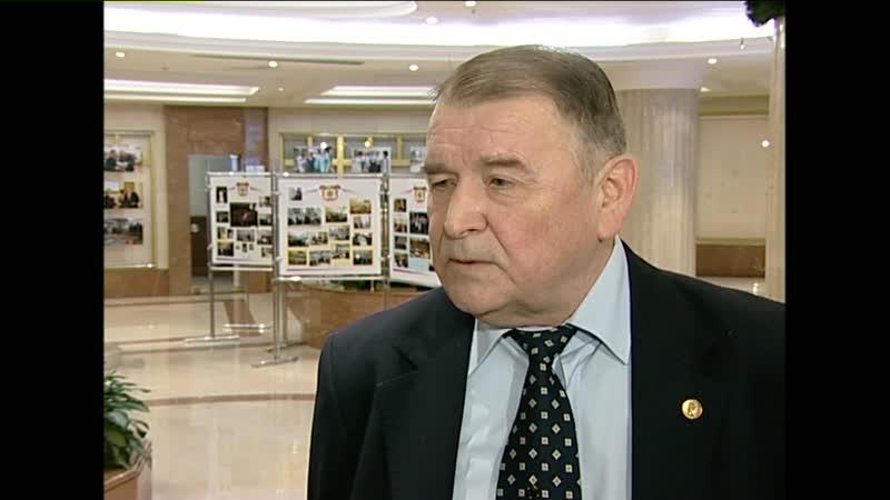 Интервью первого председателя Мособлдумы Алексея Воронцова