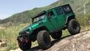 Rubicon JK | CJ10(Rock Rocket) Chassis MST MPA Axles | First Run