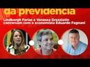 À Esquerda entrevista Eduardo Fagnani REFORMA DA PREVIDÊNCIA
