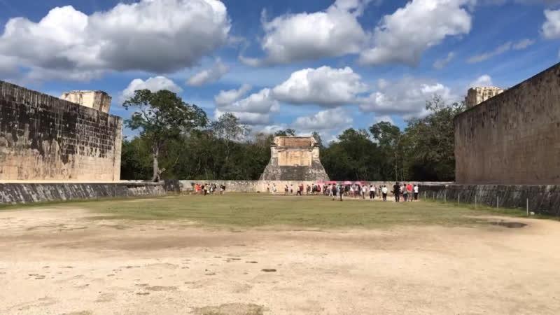 Пирамиды Чичен-Ица, Мексика