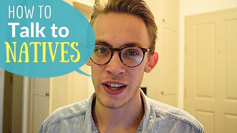 How to Talk to Native English Speakers
