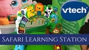 New! VTECH Safari Learning Station Preview - Toy Fair 2018
