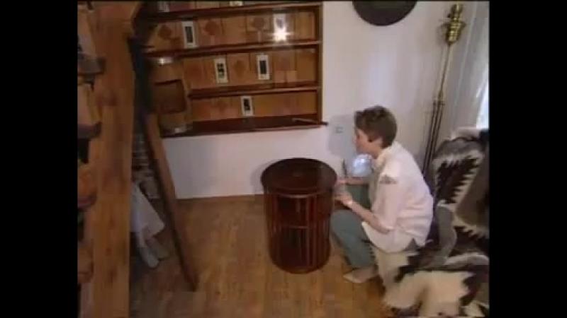 Квартирный вопрос НТВ 23 06 2001 На даче Ольги Аросевой