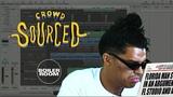Jarreau Vandal makes beats from sounds you sent in Boiler Room 'Crowdsourced'