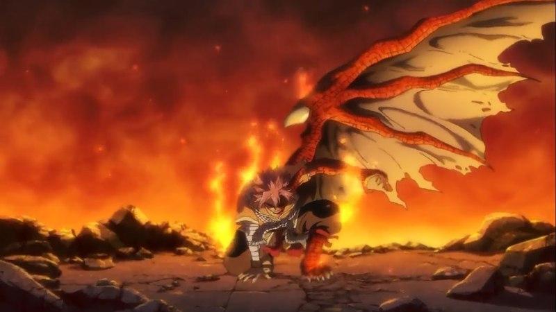 Fairy Tail ASMV [ Natsu x Zeref x Acnologia x Igneel ] 2