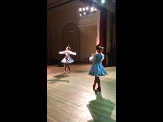 Русский модерн - шоу-балет Стихия
