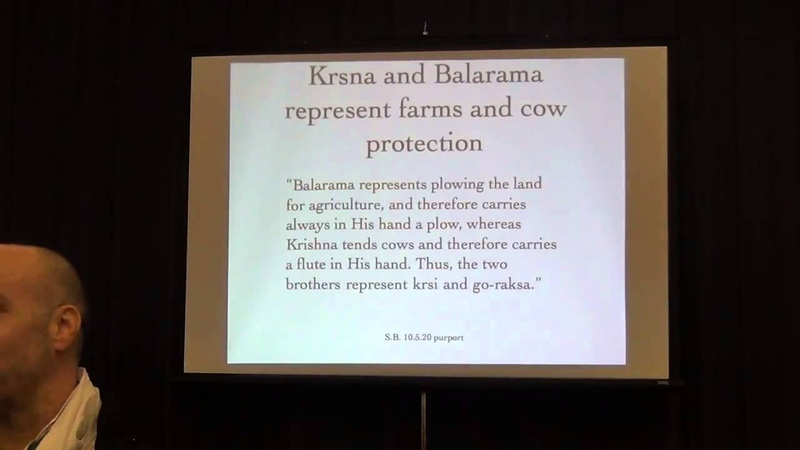 Srila Prabhupada on Cow Protection presentation by Tukarama Das