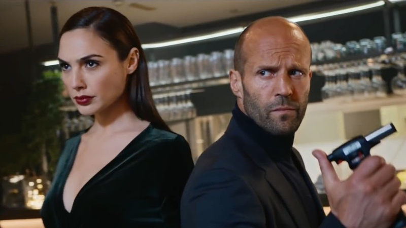Gal Gadot Jason Statham @ wix.com | official Big Game spot (2017) Superbowl