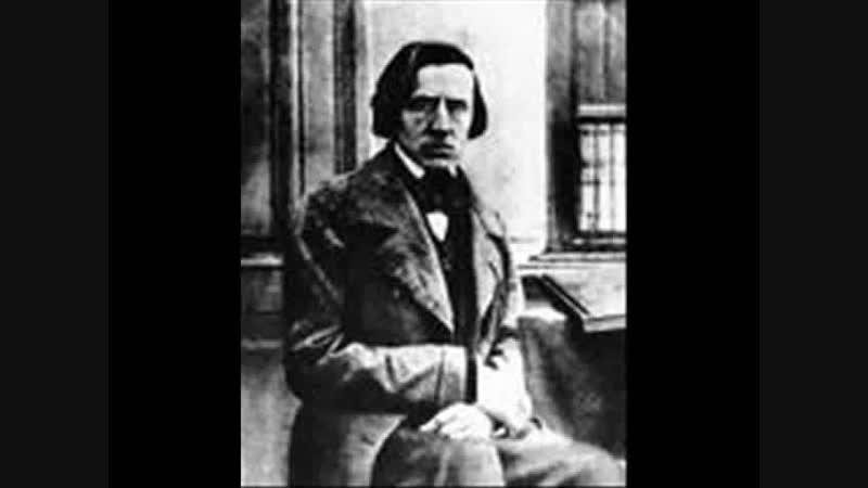 Raoul von Koczalski plays Chopin Ballade no.1 (1938 rec.)