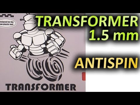 DER MATERIALSPEZIALIST Transformer Anti 1 5 red on SPINLORD First Strike