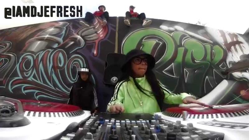 DJ Livia Vs Kanye West