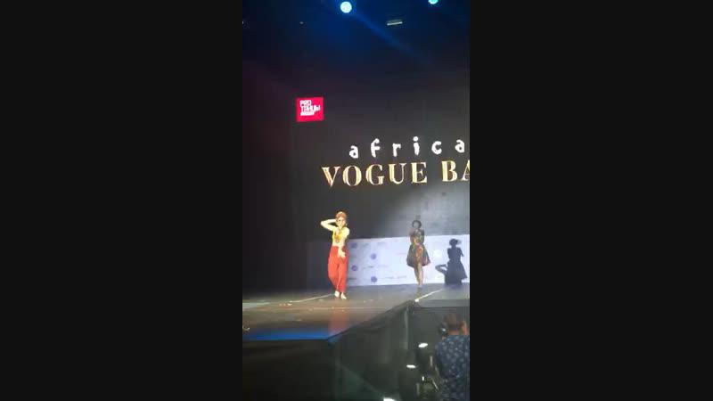 African Vogue Ball - Old Way by Синай