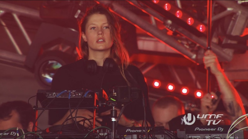 Charlotte de Witte at Ultra Miami 2019 Carl Cox x Resistance Stage