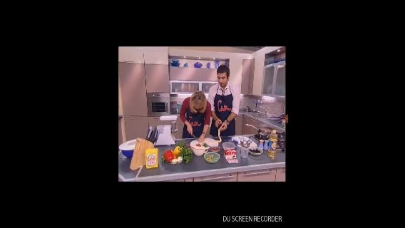 Смак Первый канал 25 11 2006 Елена Яковлева