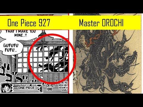 Bocoran One Piece 927 : Master OROCHI