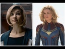 Doctor Who and Captain Marvel collide in awesome video
