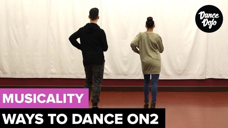 Six Ways to Dance Salsa On2 - Salsa Musicality (Solo Demo)