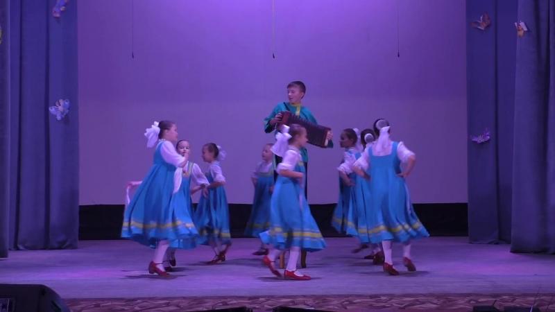 танец ГАРМОНИСТ