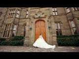 Gunel Oruc wedding day