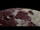 Pluto Flyover From New Horizons