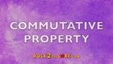Commutative Property Song - Rock 2 the Core - K-5 Math