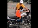 Как дети катались на авто мотоцикле и квадроцикле Летний Роллер Лагерь День 9 Август