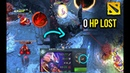 Miracle- Teaches You How To Counter Bloodseeker Ultimate with Anti-Mage Dota 2