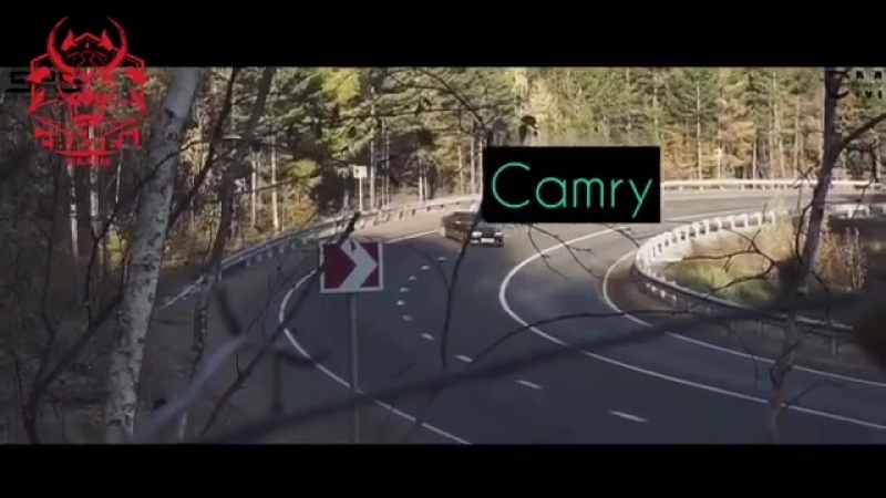 Chaser V vs Camry.mp4