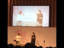 OTHER 180827 выступление Минзи с сестрой Минён в Jeonhari