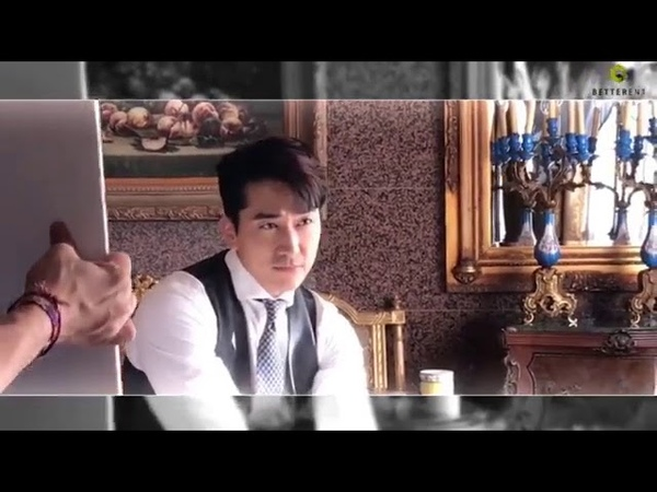 Song Seung Heon Arena Homme Plus 2018