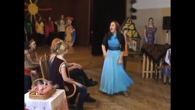 Как царевна замуж собралась