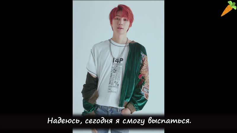 LUCENTE Voice Teaser KOGUN rus sub рус саб