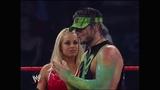 03.24.2003 WWE RAW Jeff Hardy &amp Trish Stratus vs Steven Richards &amp Victoria